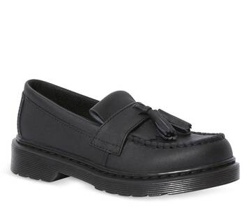 Kids Adrian Leather Loafers