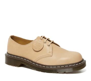 1461 Leather Natural Shoes
