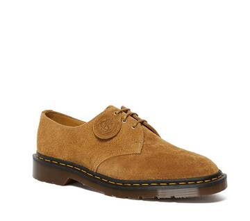 1461 Suede Lace Up Shoes