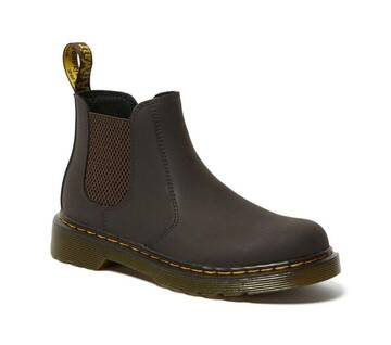 2976 Junior Leather Chelsea Boots