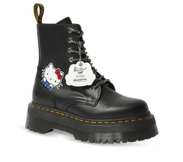 Jadon Hello Kitty 8-Eye Boot
