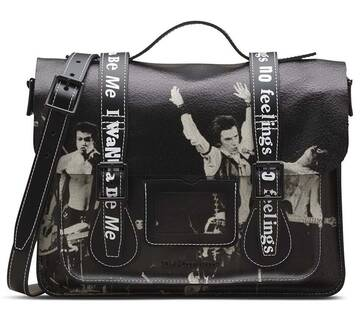"13"" Sex Pistols Satchel"