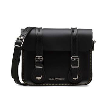 7″ Kiev Leather Satchel