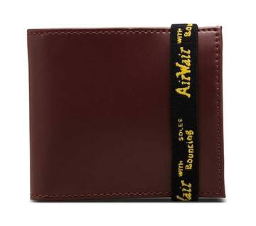 Leather Elastic Wallet