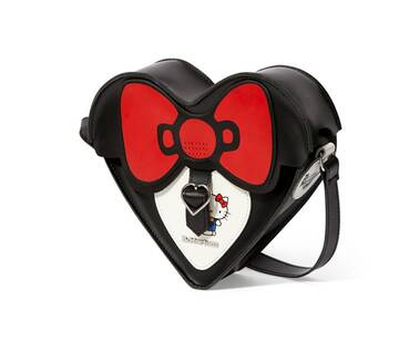 Hello Kitty Heart Satchel