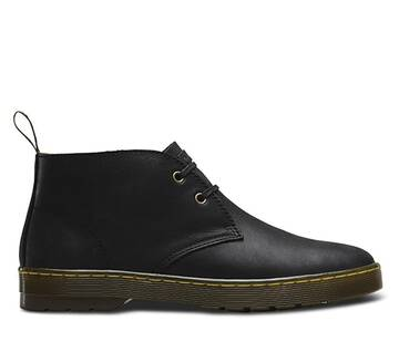 CABRILLO 2EYE DESERT BOOT BLK