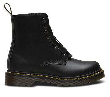 8-Eye Zip Boot