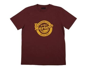 Lock Up Logo Tee